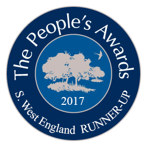 people's award runner up 2017 logo.