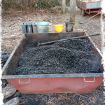 Finished biochar